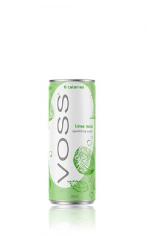 Voss Lime Mint